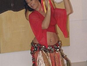 Momentos – Dança Oriental com Cristina Coelho