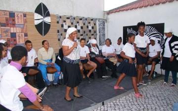 Dia de África celebrado na Galeria Verney em Oeiras
